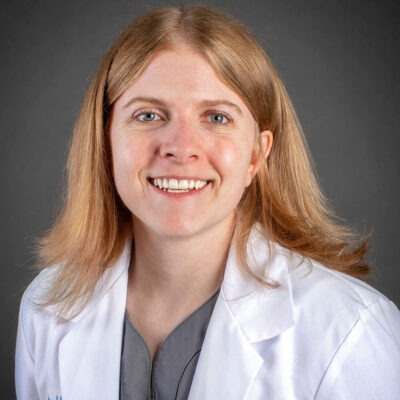 Dr. April Hohnbaum