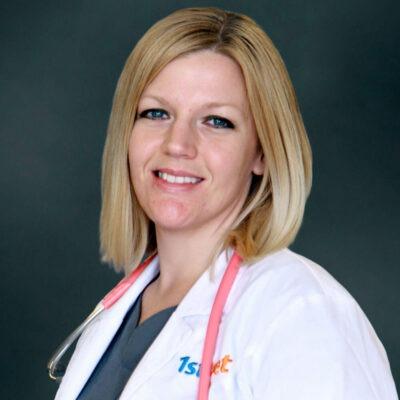 Christina Vernon, DVM