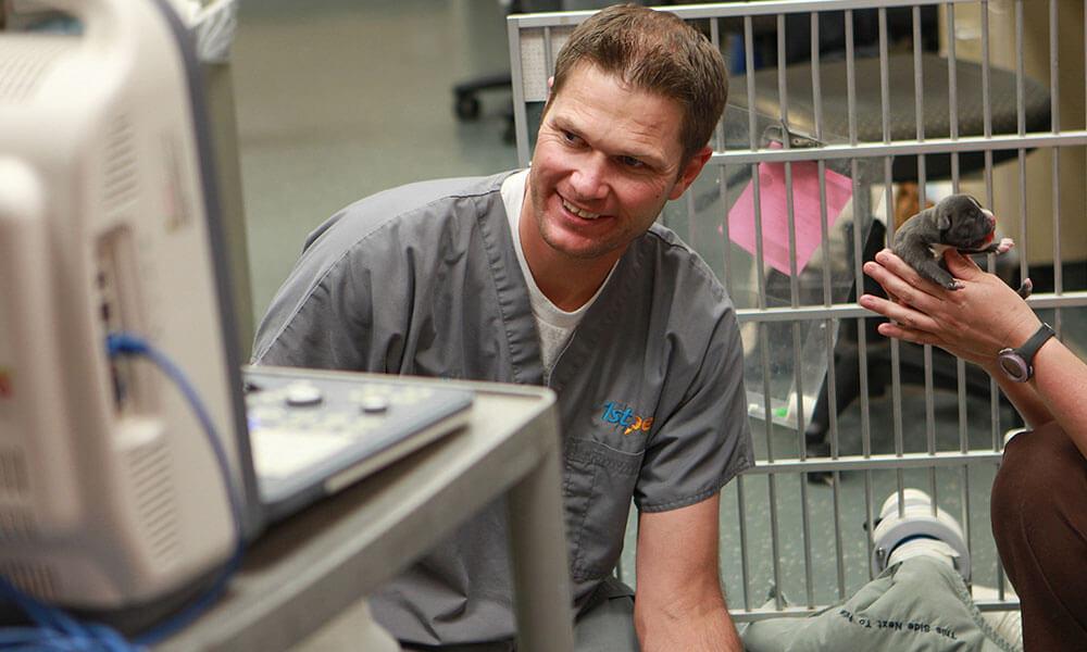 Dr. Ryan Lunt
