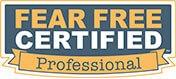 Fear Free Certified: 1stPetVet